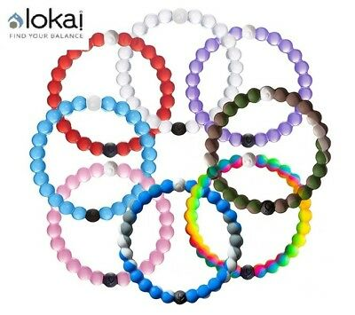 Lokai Bracelet Mud From Dead Sea and Water From Everest-All Original Lokai Range