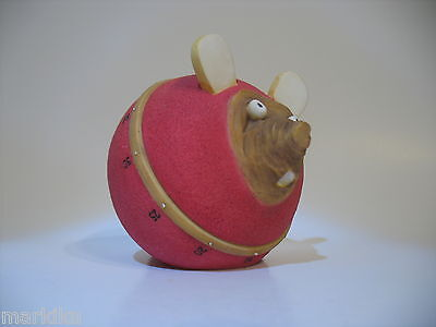 New Beatroot mouse kitchen stove timer Home grown Enesco figurine 4006866