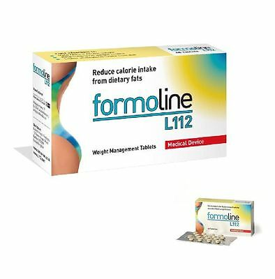 Formoline L 112 | 48 Tablets | Weight Management Tablets | Reduce Calorie Intake