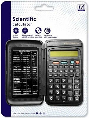 Scientific Calculator With Cover For School Home Office GCSE & A-level -SCL/5