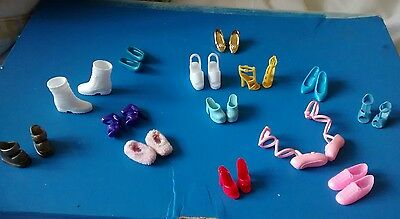 Barbie Sindy My Scene shoe bundle inc. boots lot 2