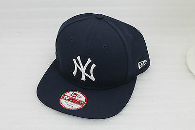 NEW ERA Snapback Cap 9 fify League Basic 9 New York Yankees blau Small-Medium