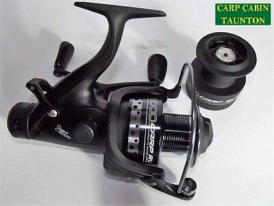New NGT 6000 dynamic carp runner reel with spare spool carp/coarse fishing