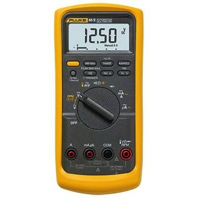 Fluke 88V Deluxe Automotive Multimeter - 88-5
