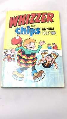 Whizzer And Chips Annual 1982, a fleetway annual   Hardcover   1981-01-01