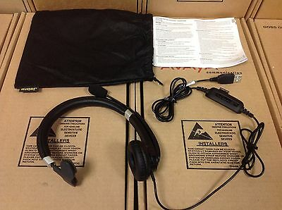 Jabra Uc Voice 550 Hsc011 Usb Corded Headset, Refurbished