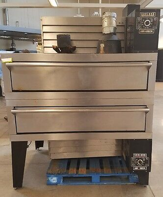 Garland Air Deck Pizza Ovens GAS..Great Condition