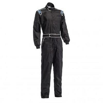 Sparco 001052 FPF Nomex Racing Suit, Blue, Size Small