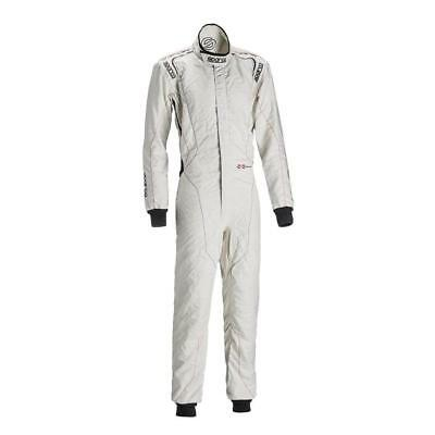 Sparco 001122 Extrema RS-10 Nomex Racing Suit, Black, Size 50