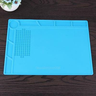 Silicone Heat Insulation Working Pad Mat Electrical Welding Maintenance Platform