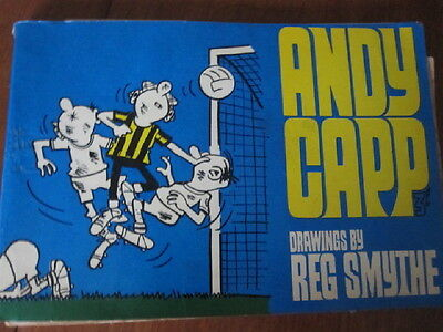 ANDY CAPP Cartoons Book - from the Daily Mirror - 1966