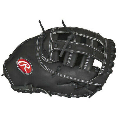 """Rawlings Heart of the Hide 12.5"""" First Base Glove, Pro H Web, Right Hand Throw"""