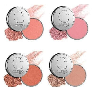 Cargo Cosmetics Powder Blush (choose your shade) NEW BOXED