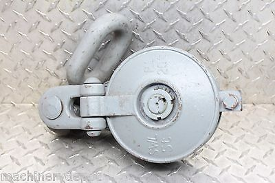 Block and tackle pulley SWL 5T , PL 20T NICE