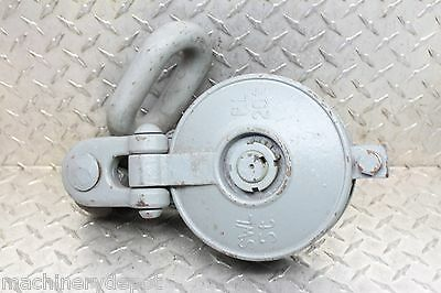Block and tackle pulley SWL 5T , PL 20T