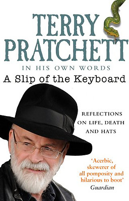 A Slip of the Keyboard: Collected Non-fiction, Good Condition Book, Pratchett, T
