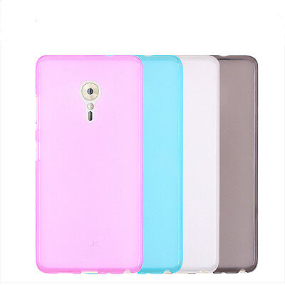 Soft Pudding TPU Gel Silicone Protector cellphone Case cover skin For Lenovo Zuk