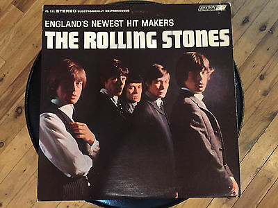 "The Rolling Stones - England's Newest Hit Makers - 12"" Vinyl LP record -Route 66"