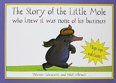 Story of the Little Mole Pop-Up Edition, Holzwarth, Werner | Hardcover Book | 97