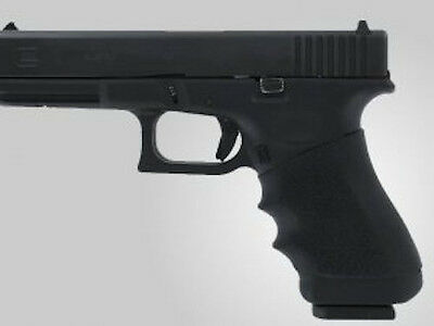 hogue grip Fits Glock Black in color #17000