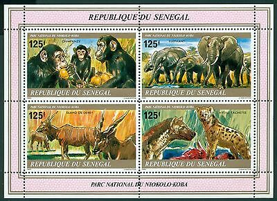 Senegal Scott #528 MNH Animals Fauna National Park CV$8+