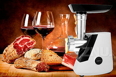 2800W Electric Meat Grinder Mincer & Sausage Maker Kebbe Maker Auto Machine