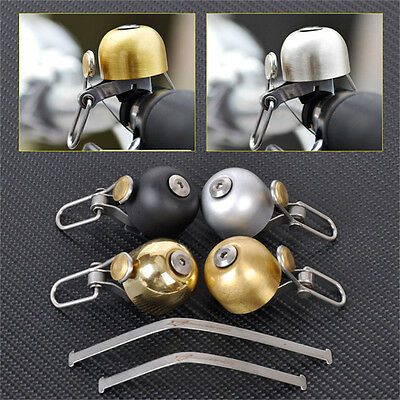 RockBros Bicycle Cycling Handlebar Bell Ring Retro Classic Bell Horn Alarm ON