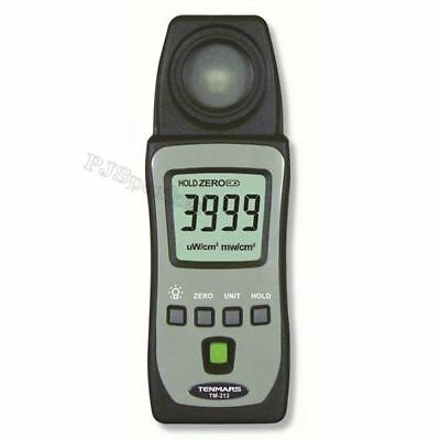 Tenmars Tm-213 Pocket Uv Uva Uvb Uvab Radiation Light Meter Tester 290~390Nm E