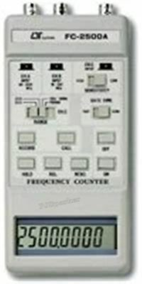 Fc-2500A Frequency Counter(2500/100/10Mhz)2.5Ghz Lutron Meter Tester Measureme E