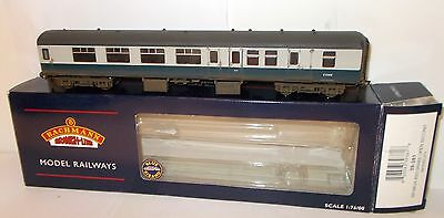 Bachmann 39-370 - BR Mk.2A Brake Second (BSO) Blue/Grey (Weathered) - Boxed.(00)