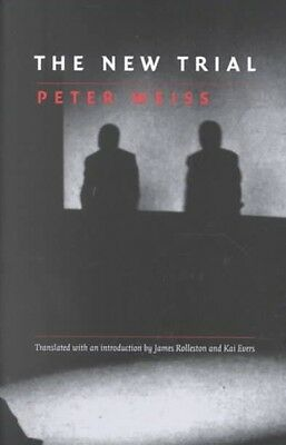 The New Trial - PB by Peter Weiss Paperback Book (English)