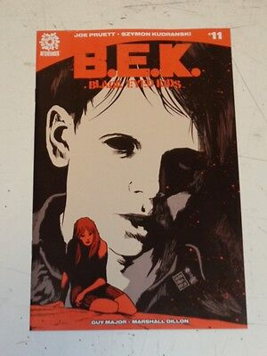 Black Eyed Kids #11 Aftershock Comics February 2017 Nm (9.4)