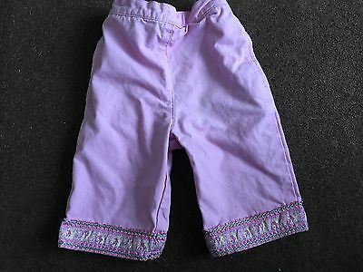 PINK PULL ON TROUSERS.18-24 Months