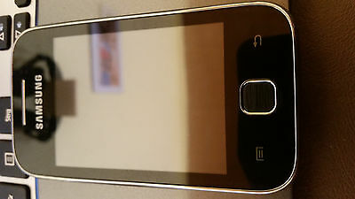 SAMSUNG Galaxy Y GT-S5360 Android Handy WLAN, Android 2.3.6! Schwarz/Silber