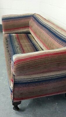 Antique sofa - Upholstery project.