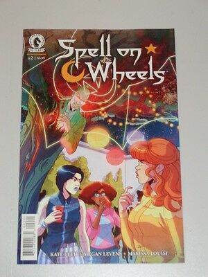Spell On Wheels #2 Dark Horse Comics Nm (9.4)