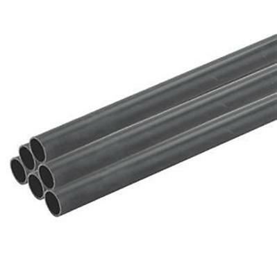 Tower Conduit Heavy Gauge 20Mm X 2M Black (40M) Pack Of 20 (79019)