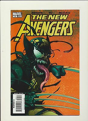 New Avengers #35! Marvel Comics 2005! SEE PICS AND SCANS! KEY BOOK! WOW!