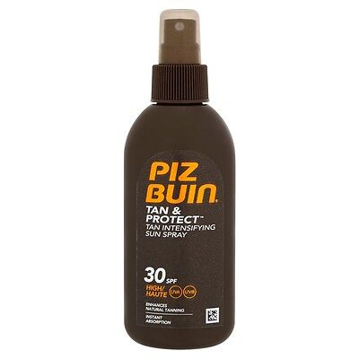 Piz Buin Tan & Protect Tan Intensifier Sun Spray SPF 30 150ml