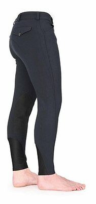 Shires Mens Breeches Black 42