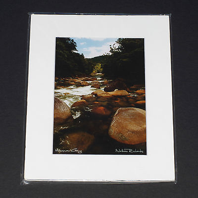 Photographic print of MOSSMAN GORGE by photographer Nathan Richards
