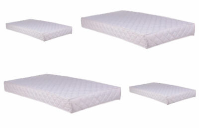 Kids Children COT BED MATTRESS ~ Breathable Foam Mattress ~ Choose from 9 Sizes