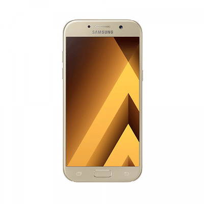 Samsung Galaxy A5 2017 A520F Smartphone Android Handy 32GB gold NEU & OVP