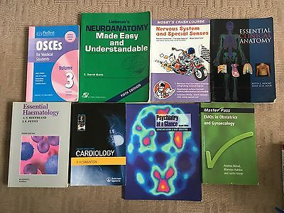 Job Lot of essential Medical Books!!