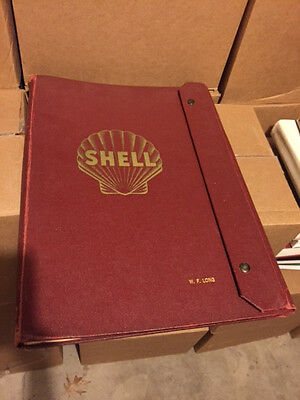 Book of Maps by the Shell Oil Company