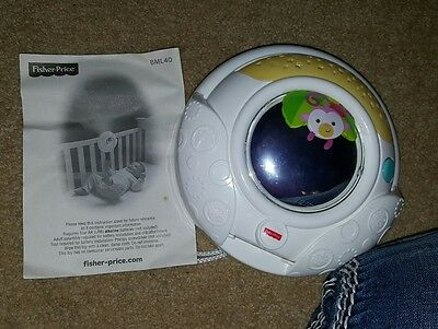 New Fisher Price 3-in-1 Rainforest Friends Projection Soother. Baby
