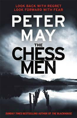 The Chessmen (Lewis Trilogy 3), May, Peter, New