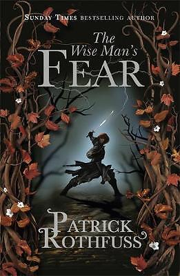 The Wise Man's Fear (The Kingkiller Chronicle), Patrick Rothfuss, New