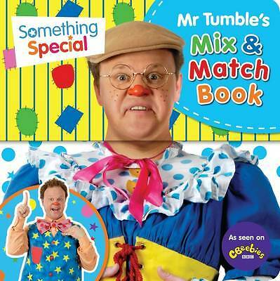 Mr Tumble's Mix and Match (Something Special), , New