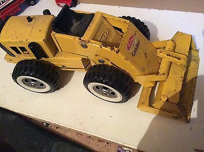 Tonka toy YELLOW LOADER/DIGGER